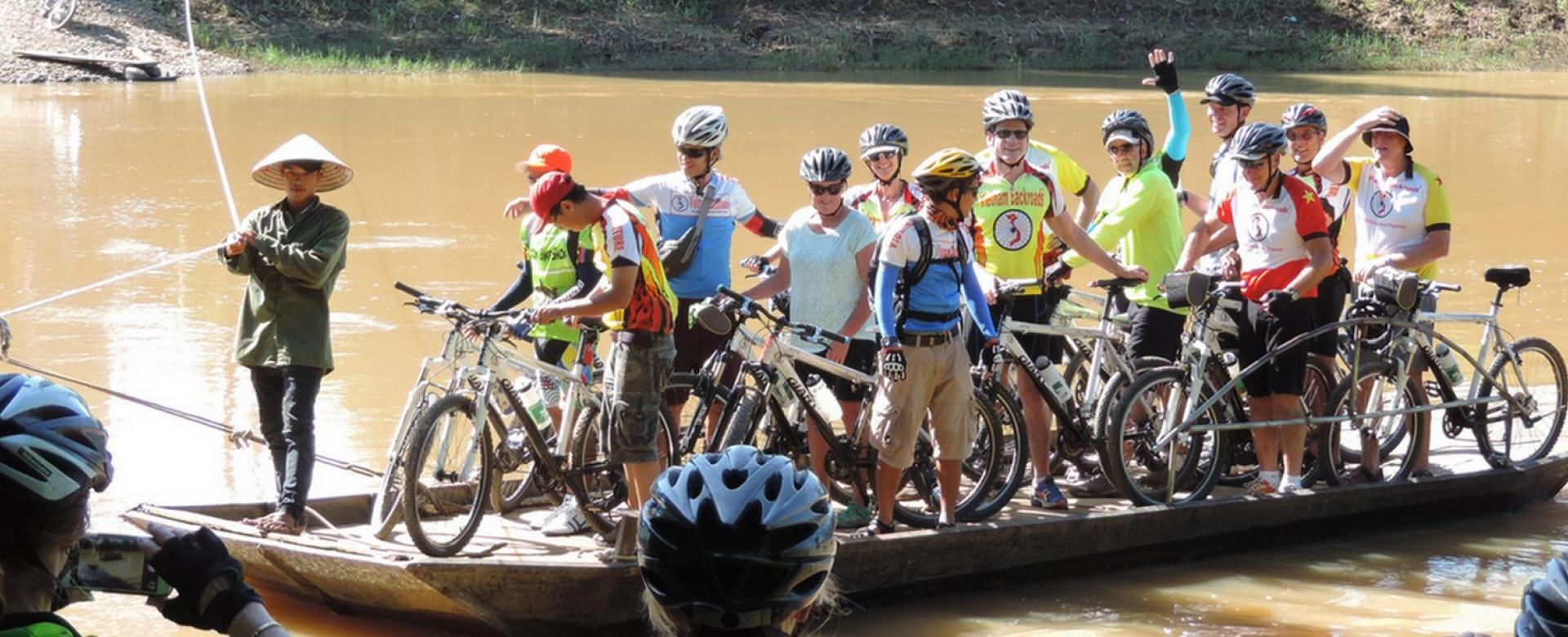 Biking to Phan Thiet - Dalat -  Ban Me Thuot - Kon Tum - Quang Ngai - Hoi An