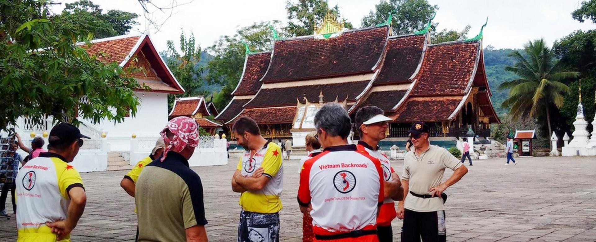 Biking adventure Lao Cai - Dien Bien Phu - Muang Khua - Luang Prabang